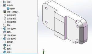 SolidWorks2019增强功能-圆角