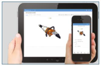 SOLIDWORKS PDM PROFESSIONAL WEB2 响应 式设计 WEB2