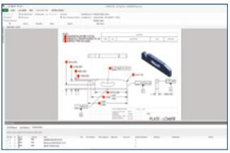 SOLIDWORKS PDM PROFESSIONAL SOLIDWORKS INSPECTION 集成
